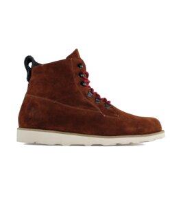 cedar boot / rust wildleder / vibram sohle  - ekn footwear