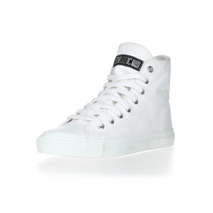 Fair Trainer  Hi Cut Collection Just White | Just White - Ethletic