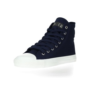 Fair Trainer  Hi Cut Collection Ocean Blue | Just White - Ethletic