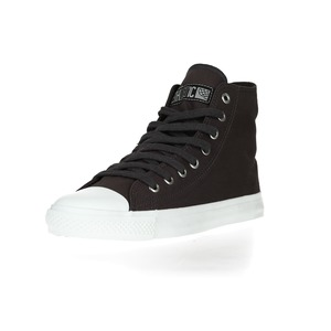 Fair Trainer  Hi Cut Collection Pewter Grey | Just White - Ethletic