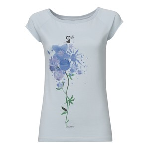 FellHerz For you Cap Sleeve pearlblue - FellHerz
