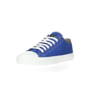 Fair Trainer  Lo Cut Collection Glow Blue | Just White - Ethletic
