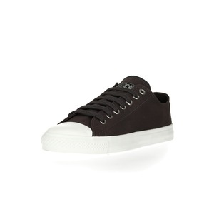 Fair Trainer  Lo Cut Collection Pewter Grey | Just White - Ethletic
