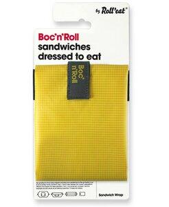 Roll Sandwich Tasche gelb - Roll´eat