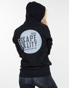 ORGANIC Escape Reality Hoodie - merijula