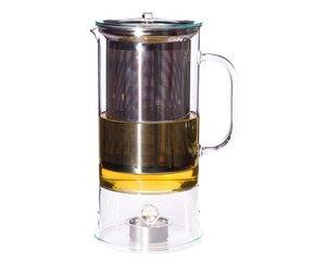 Teekanne Sign 1,2 l mit integriertem Teewärmer - Trendglas Jena