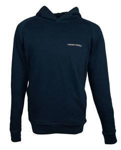 Hoodie Men 'Unbent Basic' in navy  - Human Family