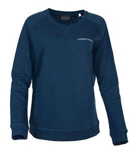 "Damen Sweatshirt ""Everyday Basic"" in navy  - Human Family"