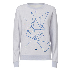 ThokkThokk ST Spectrum Rundhals Sweatshirt light heather lilac  - ThokkThokk ST