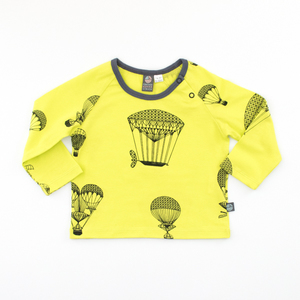 Shirt Ballon - Pünktchen Komma Strich