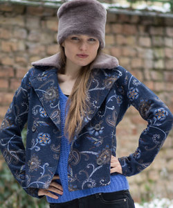 Alma & Lovis Kolibri Jacket marine - Alma & Lovis