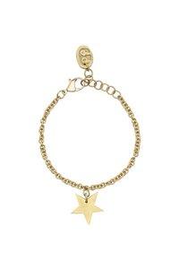 Star Bracelet Brass - Armband mit Sternen - People Tree