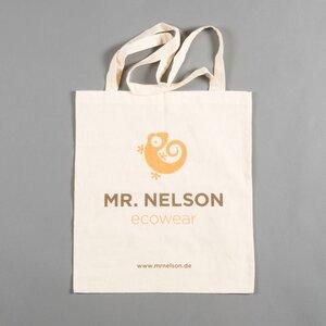 Einkaufstasche MR. NELSON - MR. NELSON ecowear