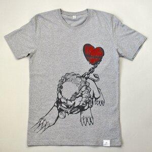 T-Shirt LIONHEART - MR. NELSON ecowear