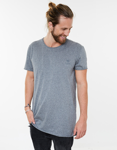 Glory Maple Longshirt GREY - merijula