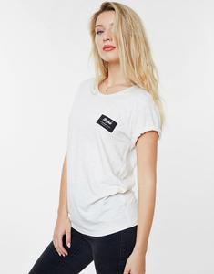 ORGANIC NBNE Slub Shirt SAND - merijula