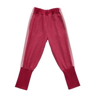 Treggings 'Idol Trousers' burgunder-rot - Nosh organics