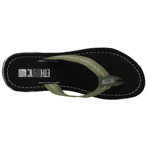 Fair Flip Classic Jet Black | Camping Green - Ethletic