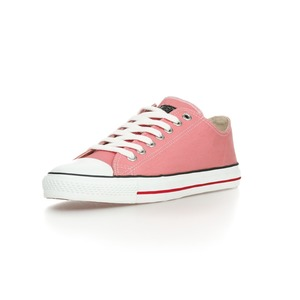 Fair Trainer  Lo Cut Collection15 Ice Cream Pink | Just White - Ethletic