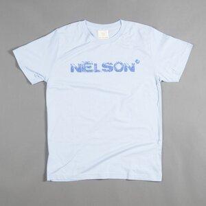 T-Shirt NELSON hellblau - MR. NELSON ecowear