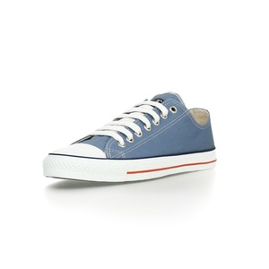 Fair Trainer  Lo Cut Collection15 Pale Denim | Just White - Ethletic