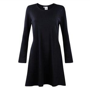 Kleid HATI RIB black  - JAN N JUNE