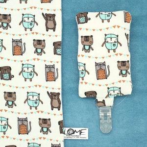 Decke Tiere mit Bio-Kräutern - Gary Mash
