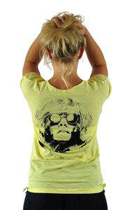 Trendiges Bio Shirt -Imagine Warhol  - Human Family