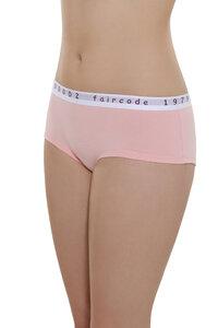 Fairtrade Hot Pants low cut, peach - comazo|earth