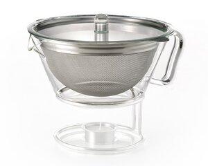 Teekanne GLOBE 1,3l - ohne Teewärmer - Trendglas Jena