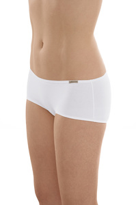Fairtrade Panty, weiss - comazo|earth