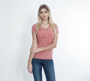 Beatrice / Damen V-Ausschnit T-Shirt (URBAN) - SHIRTS FOR LIFE