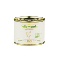 Bio-Huhn (200g Dose) - bellomondo