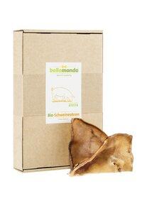 Bio-Schweineohren (5 Stück halbiert) - bellomondo