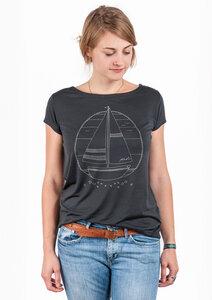 Keregan* – Ahoi! -  Ladies Organic Modal T-Shirt - Nikkifaktur