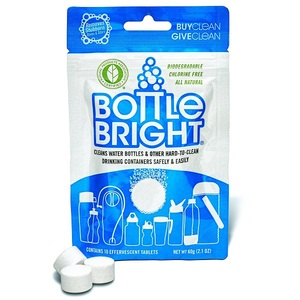 Flaschenreiniger Brausetabletten - Bottle Bright