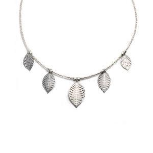 'Sanctuary' Halskette - Silber - Kalakosh