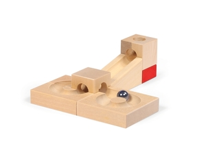 Varis Kugelbahn Erweiterungsset Extra II - Varis Toys