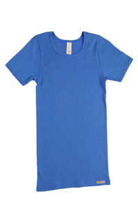 Fairtrade Shirt kurzarm, see - comazo|earth