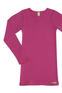 Fairtrade Shirt langarm, clematis - comazo|earth