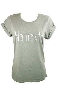 Namaste girl - WarglBlarg!
