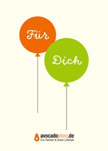 100 € Gutschein - Ballons  - Avocado Store