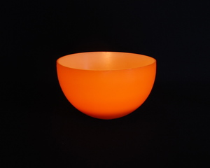 Leuchtschale moon orange S - beelumination