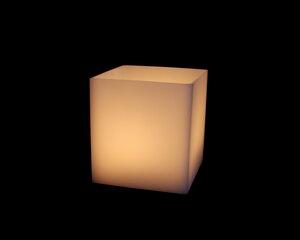 cube S 125 elfenbein - beelumination