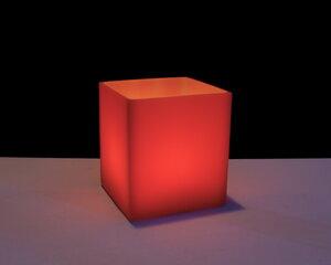 cube S 125 orange - beelumination