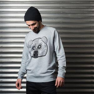 """Men Sweatshirt """"Kodiak"""" - DISKO"""