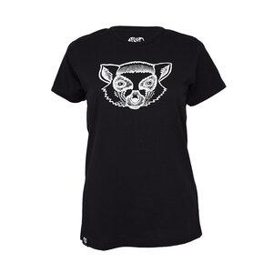 Women T-Shirt 'Lemur' - DISKO