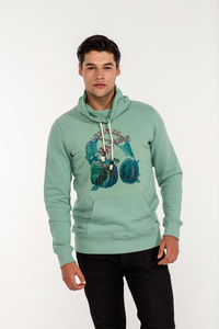 MOR-1704 HERREN SWEATSHIRT - ORGANICATION
