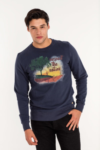 MOR-1699 HERREN SWEATSHIRT - ORGANICATION