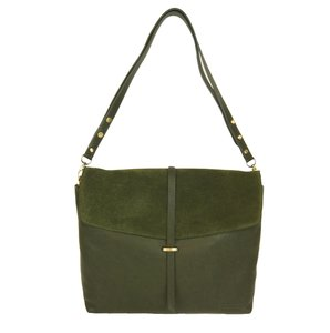 Ella Midi Forest Green - O MY BAG
